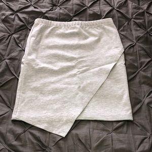 LuLu's (Sweatshirt Material) Skirt